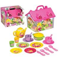 Fen Toys 03021 Candy Ev Çay Seti