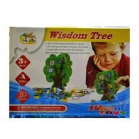 Kızılkaya 1102042 Ahşap Eğitici Şekilli Ağaç