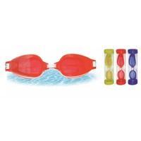 Kızılkaya 601 Gözlük Yüzücü Neon Renk 12'li Kut 72