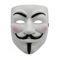 Kızılkaya Skc-Vandetta Beyaz Yüz Maske