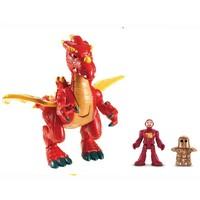 Mattel X5827 Imagınext Kanatlı Kırmızı Ejderha 3-8 Yaş