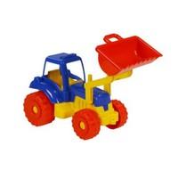 Mgs Oyuncak 0417 Mini Traktör Kepçeli