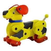 Vardem Oyuncak 3218-Mt Eğitici Ahşap Sevimli Köpek