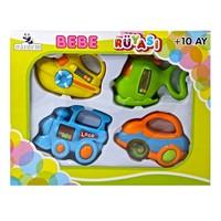 Vardem Oyuncak 90018 Bebe Rüyası 4 Parça Çingırak
