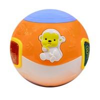 Vardem Oyuncak 88008He Kt.Bebek Eğlenceli Müzikli Işıklı Bebek Topu