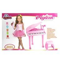 Vardem Oyuncak 1403-Bao Kut Pembe Piyano Büyük