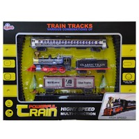 Vardem Oyuncak 1293U 13002-C-E-H Kutulu Sesli Işıklı Gerçekti Model Tren