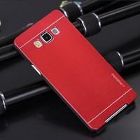Motomo Samsung Galaxy A8 Motomo Kılıf Kırmızı
