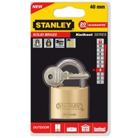 Stanley 40Mm Kısa Asma Kilit S742-031