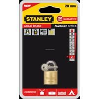 Stanley 20Mm Kısa Asma Kilit S742-028