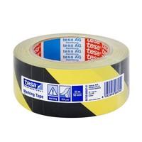 Tesa 60760 33M X 50Mm Sarı-Siyah Yer İşaretleme Bandı