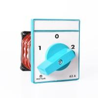 Metop Pako Şalter Kutup Değiştirici(2-0-1) 3P 40A
