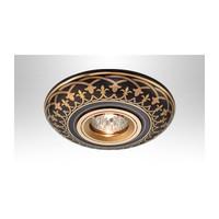 Goldx Spot Halojen Osmanlı Seri Ze605-Bk