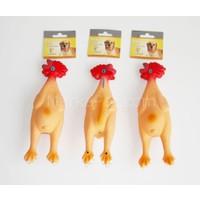 Eastland Plastik Tavuk Köpek Oyuncağı 23,5 Cm