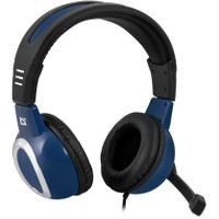 Defender Warhead G-280 Kulaküstü Oyuncu Kulaklık Mavi