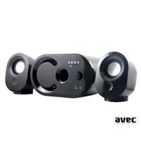 Avec Av2070A Müzik Çalar 2.1 Ses Sistemi Hoparlör