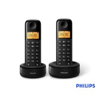Philips D1302B/Tr Dect Telefon Siyah-Çift Baz(4)