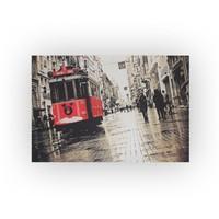 Deco Taksim Led Işıklı Tablo