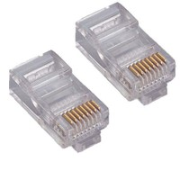 Speed Sp-U100 Cat5-Cat6 100 Adet Rj45 Konnektör