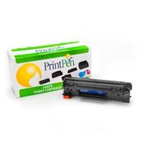 Printpen Ce285A-Cb435A-436A Muadil Toner 1.600 Sayfa Siyah Laserjer P1102,M1132,M1212Nf
