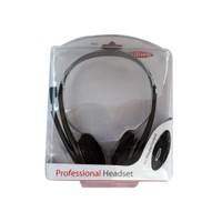 Mikrofonlu Stereo Kulaklık, Ses Ayarı Yapılabilir, 2.20 Metre