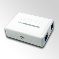 Ieee 802.3Af Gigabit High Power Over Ethernet Injector (10/100/1000Mbps, End-Span, 15.4 Watt)