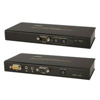 Kvm (Keyboard/Video Monitor/Mouse) Mesafe Uzatma Cihazı, 150 Metre, Usb Konsol (Usb Kvm Extender)
