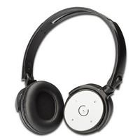 Digitus Bluetooth Kulaklık, Katlanabilir, Şarj Edilebilir, Entegre Mikrofon