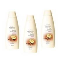 Avon Naturals Badem & Avokado Özü İçeren Onarıcı Şampuan 700 Ml 3 Adet