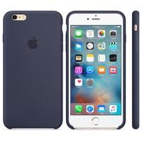 Apple iPhone 6/6S Plus Orjinal Silikon Kılıf Lacivert (İthalatçı Garantili)