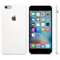 Apple iPhone 6/6S Orjinal Silikon Kılıf Beyaz (İthalatçı Garantili)