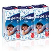 Huggies DryNites Erkek Emici Gece Külodu 3 'lü Fırsat Paketi L Beden 27 Adet