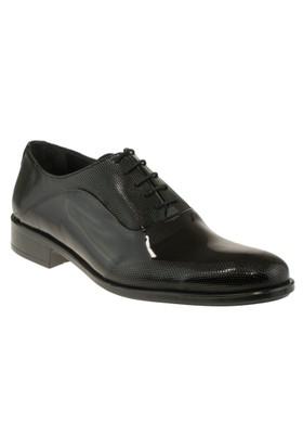 Banner 1606 Bağlı Klasik Siyah Erkek Ayakkabı
