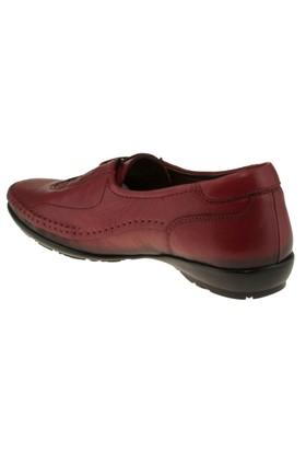 Forelli 33016 Comfort Kırmızı Kadın Ayakkabı