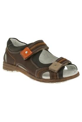 Toddler 284 3554F Kahverengi Sandalet