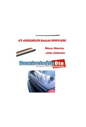Demircioğlu M3 Style Universal Anatomik Bagaj Spoileri İnce 5 Cm