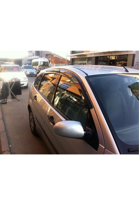 Door Visor Ford Focus Eski Model Mugen Model Cam Rüzgarlığı Ön Arka Takım