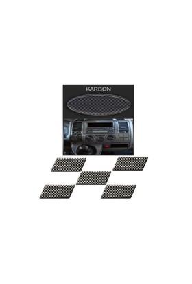 Demircioğlu Hyundai Santafe 2002 - 2007 Arası 14 Parça Karbon Desen Torpido Kaplama