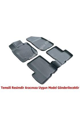 3D Paspas Bmw 3 Serisi E90 2005/2012 Arası Krem Havuzlu Paspas - Bej