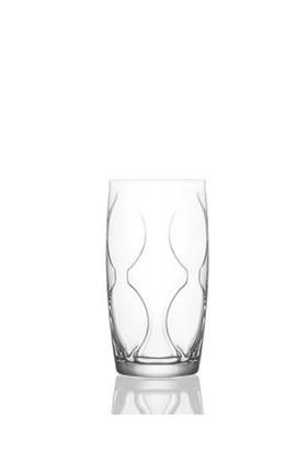Lav Lena Meşrubat Bardağı 6 Lı 373 Cc