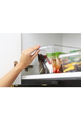 Primanova Buzdolabı Rafı 325x205x100 Mm Şeffaf
