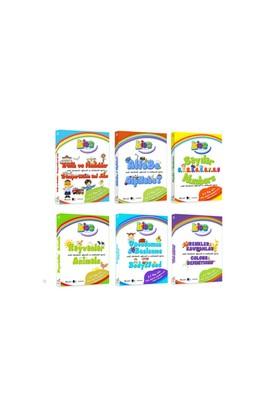 Eurosoft Bigsoft Okul Öncesi Hazırlık Eğitim Seti 6 CD (Çocuklar İçin Hem Türkçe Hem İngilizce)
