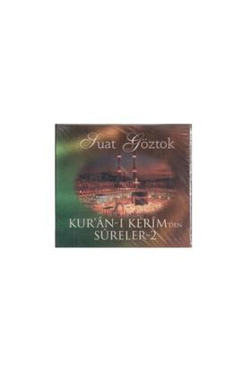 NTP Suat Göztok Kur'an-I Kerim'den Sureler 2 Audio CD