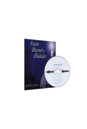 NTP Celaleddin Şensoy Ezan Kamet ve İlahiler Audio CD