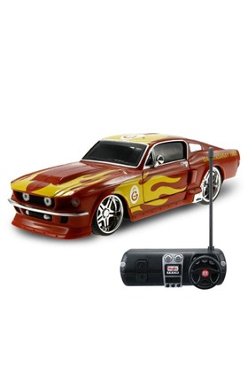 Maisto Galatasaray - 1967 Ford Mustang Rc Araba 1:24