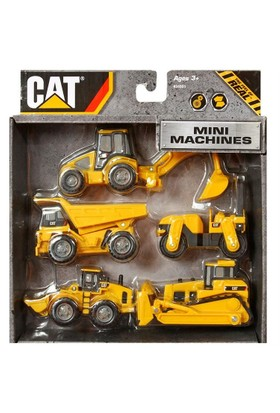 Cat Mini Araç 5'li Set