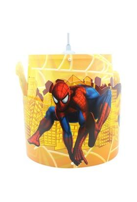 Örümcek Adam Şerit Tavan Sarkıt