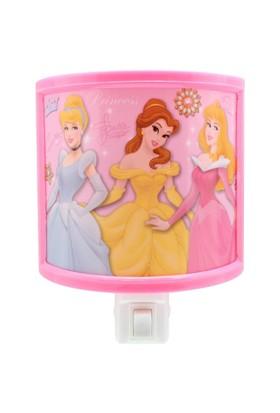 Disney Prenses Gece Lambası