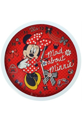 Minnie Mouse Duvar Saati