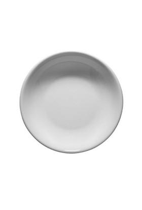 Kütahya Porselen 12 Parça Çukur Yemek Tabağı 20 cm